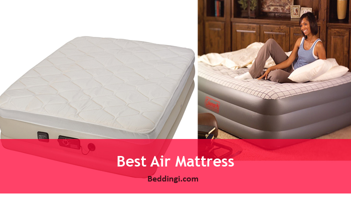 Best Air Mattress Airbed for Everyday Use Top 5 Comparison Review