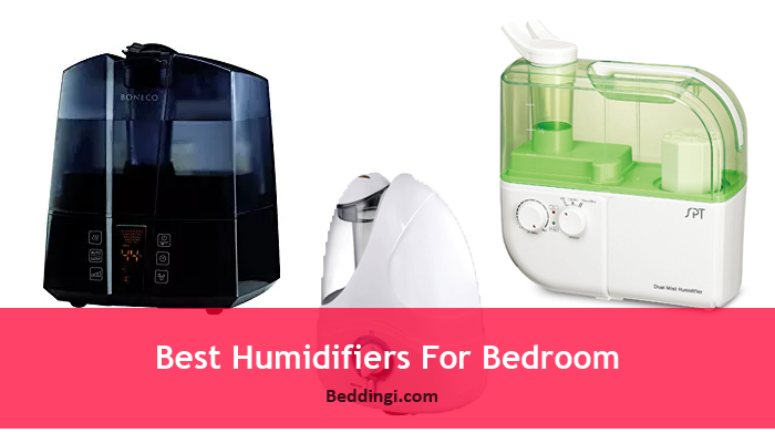 The 5 Portable and Best Humidifiers for your Bedroom | Reviews