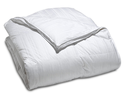 If You Are Looking To Buy A Medium Warmth Comforter, Then The  Hypoallergenic White Goose Down Feather Comforter From Pinzon Would Be The  Ultimate Choice.